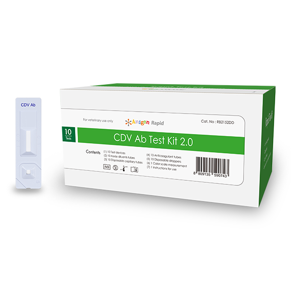 Canine Distemper virus Ab 2.0 (CDV Ab 2.0)