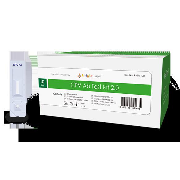 Canine Parvovirus Ab 2.0 (CPV Ab 2.0)