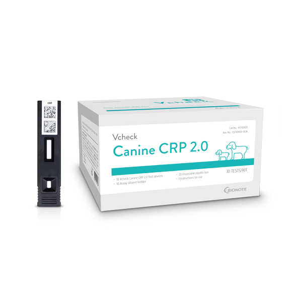 Vcheck Canine CRP 2.0
