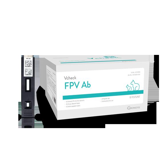 Vcheck Feline Parvovirus Ab (FPV Ab)