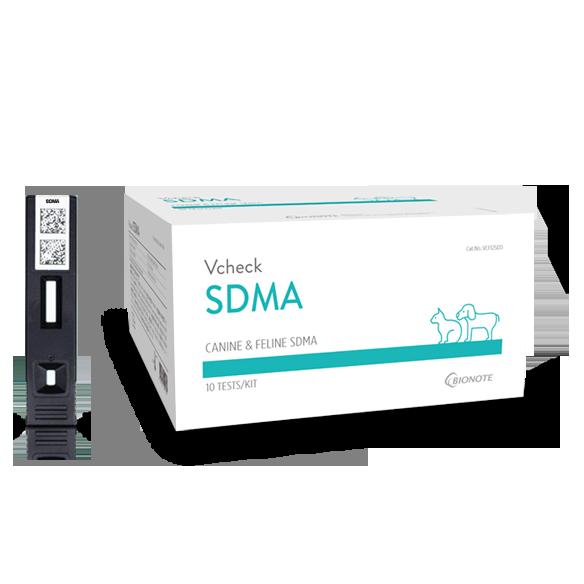 Vcheck SDMA