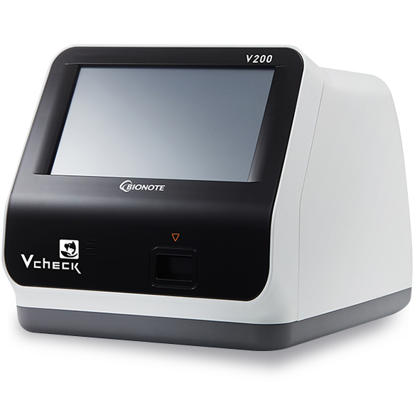 Vcheck V200 Analyzer